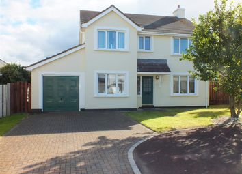 Thumbnail 5 bed detached house for sale in Cleiy Rhennee, Kirk Michael, Isle Of Man