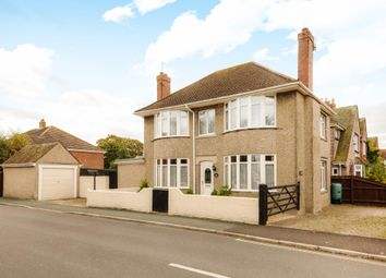 Thumbnail 3 bed detached house for sale in Dorchester Road, Weymouth, Dorset