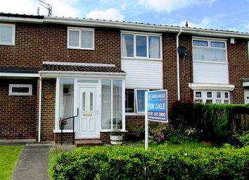 Thumbnail 3 bedroom semi-detached house for sale in Burnstones, West Denton, Newcastle Upon Tyne