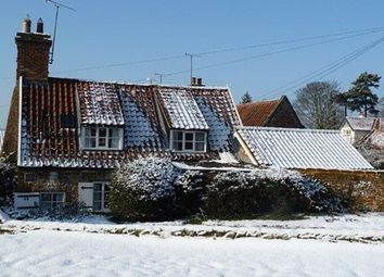 Thumbnail 4 bedroom detached house to rent in Hunstanton Road, Heacham, King's Lynn