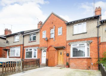 Thumbnail 3 bed terraced house for sale in Westfield Avenue, Rushden