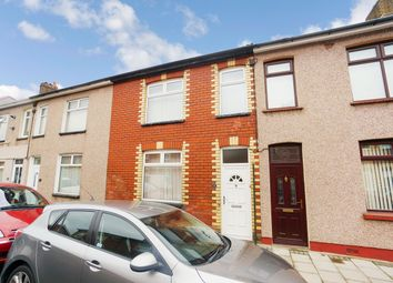 Thumbnail 3 bed terraced house for sale in Clyde Street, Risca, Newport