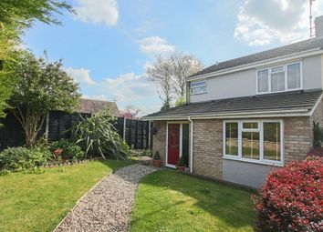 Thumbnail 3 bed semi-detached house for sale in St. Clements, Thaxted, Dunmow