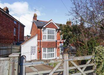 Thumbnail 3 bed semi-detached house for sale in Upper Grosvenor Road, Tunbridge Wells, Kent, .