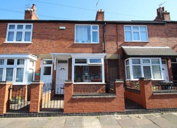 Thumbnail 2 bed terraced house to rent in Turner Road, Humberstone, Leicester