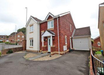 Thumbnail 4 bed detached house for sale in Delfryn, Miskin, Pontyclun, Rhondda, Cynon, Taff.