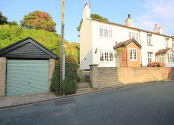 Thumbnail 2 bed semi-detached house for sale in Star & Garter Road, Longton, Stoke-On-Trent