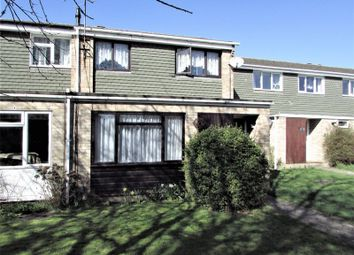 Thumbnail 3 bed terraced house for sale in Burns Walk, Thatcham