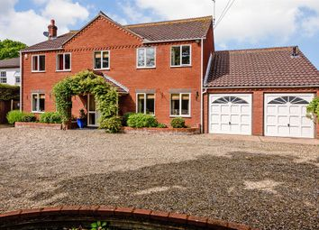 Thumbnail 4 bed detached house for sale in Private Road, Ormesby, Great Yarmouth
