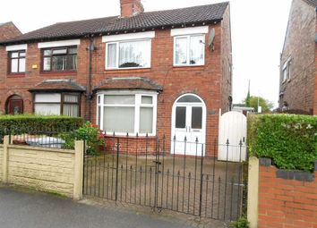 Thumbnail 3 bed semi-detached house for sale in Middlewich Street, Crewe, Cheshire