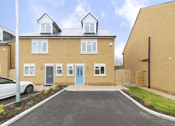 Thumbnail 4 bed semi-detached house for sale in Jackson Close, Hornchurch