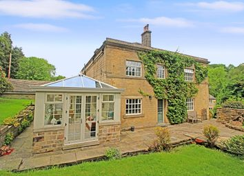 4 bed detached house for sale in Corn Mill Bottom, Shelley, Huddersfield HD8
