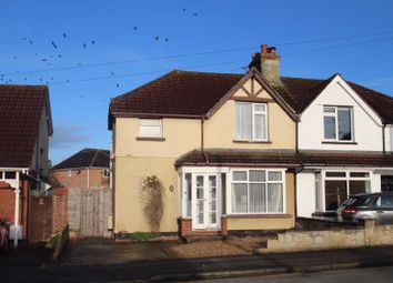 Thumbnail Semi-detached house for sale in Croft Road, Old Town, Swindon
