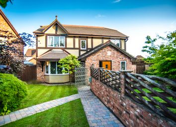 Thumbnail 4 bed detached house for sale in Bayswater Close, Priorslee, Telford