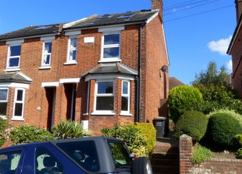 Thumbnail 3 bed semi-detached house to rent in Judd Road, Tonbridge