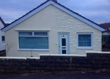 Thumbnail 3 bed property to rent in Mill View Estate, Maesteg, Bridgend.