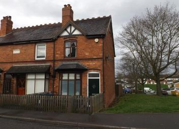 Thumbnail 2 bed end terrace house for sale in Redhill Road, Northfield, Birmingham, West Midlands