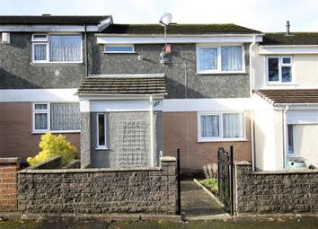 Thumbnail 2 bed terraced house for sale in Ruskin Crescent, Plymouth, Devon