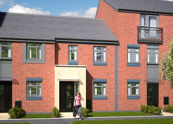 "Thumbnail 2 bed terraced house for sale in ""The Tavistock"" at Leek Road, Hanley, Stoke-On-Trent"