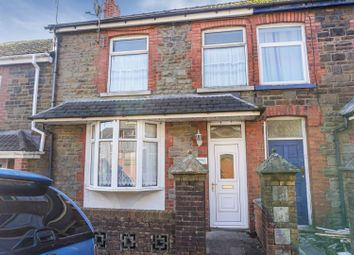 Thumbnail 4 bed terraced house for sale in St. Albans Road, Treorchy