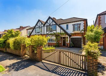 Thumbnail 4 bed semi-detached house for sale in Banstead Road South, South Sutton