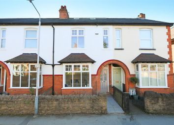 Thumbnail 4 bed terraced house for sale in Eltham Road, West Bridgford, Nottingham