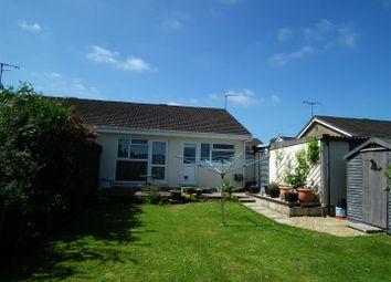 Thumbnail 2 bedroom semi-detached bungalow to rent in Vale Road, Stalbridge, Sturminster Newton