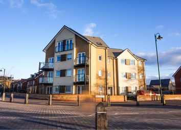 Thumbnail 2 bed flat for sale in Eagle Way, Hampton, Peterborough