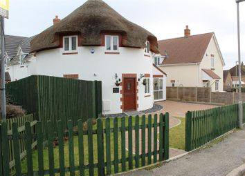 Thumbnail 3 bed detached house for sale in Huntick Road, Lytchett Matravers, Poole