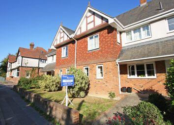 Thumbnail 2 bed flat to rent in Duke Villas, Hawkhurst Road, Cranbrook