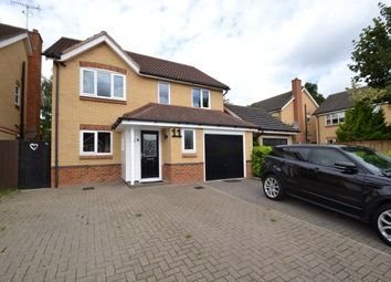 Thumbnail 4 bed detached house for sale in Auber Close, Hoddesdon