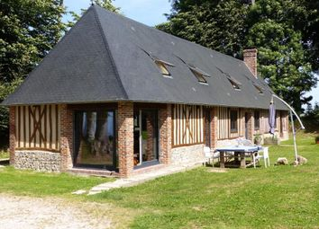 Thumbnail 5 bed farmhouse for sale in 76450 Cany-Barville, France