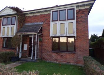 Thumbnail 2 bed end terrace house for sale in Thackeray Close, Lower Quinton, Stratford-Upon-Avon