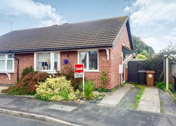 Thumbnail 2 bed semi-detached bungalow for sale in Brosdale Drive, Hinckley
