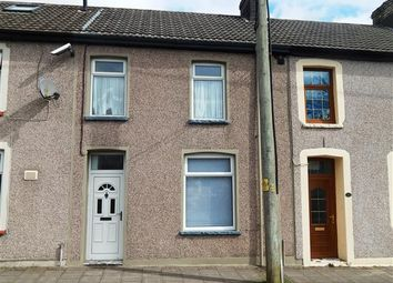 Thumbnail 3 bed terraced house for sale in Leslie Terrace, Porth
