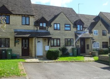 Thumbnail 2 bed terraced house for sale in Dorington Court, Bussage, Stroud