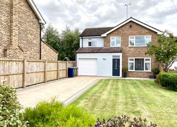 Thumbnail 4 bed detached house for sale in Rosedene Drive, March