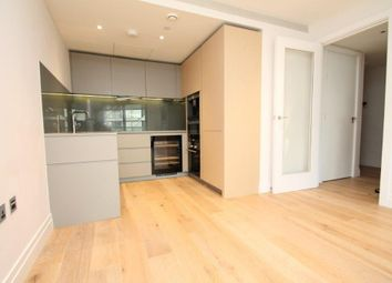 Thumbnail 2 bed flat to rent in Riverlight, London
