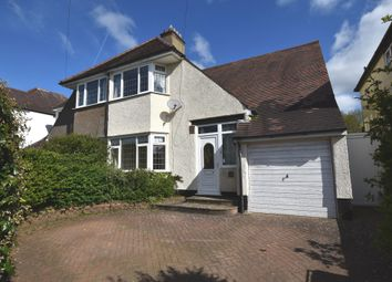 Thumbnail 3 bed semi-detached house for sale in The Drive, Amersham