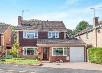 Thumbnail 3 bed detached house for sale in Brookside Avenue, Wellesbourne, Warwick