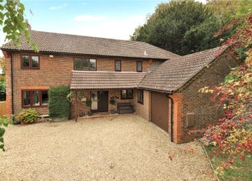 Thumbnail 5 bed detached house for sale in Church Street, Ropley, Alresford, Hampshire
