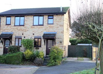 Thumbnail 2 bed semi-detached house for sale in Shamfields Road, Spilsby