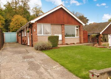 Thumbnail 2 bed detached bungalow for sale in Toll Bar Road, Grantham