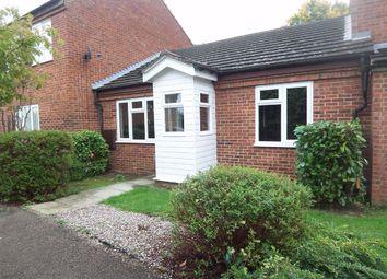 Thumbnail 2 bed bungalow to rent in Bampton Close, Furzton, Milton Keynes