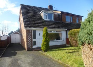 Thumbnail 2 bed property to rent in Sandyhill Place, Winsford