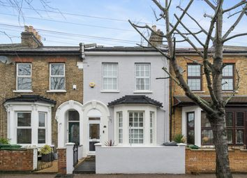 Thumbnail 5 bed terraced house for sale in Barclay Road, London