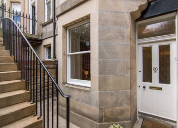 Thumbnail 2 bedroom flat for sale in South Learmonth Gardens, West End, Edinburgh