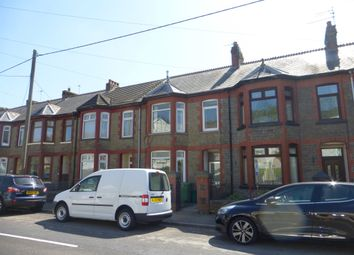 Thumbnail 4 bed terraced house for sale in Tylchawen Crescent, Tonyrefail, Porth
