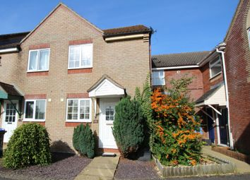 Thumbnail 2 bed terraced house for sale in Waters Edge, Pewsham, Chippenham