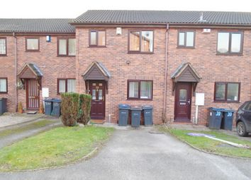 Thumbnail 2 bed terraced house to rent in Lambert Close, Erdington, Birmingham